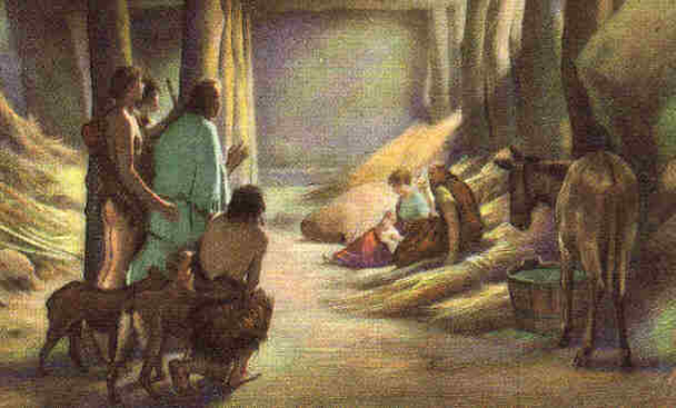 The Great Mystery of Our Savior's Nativity