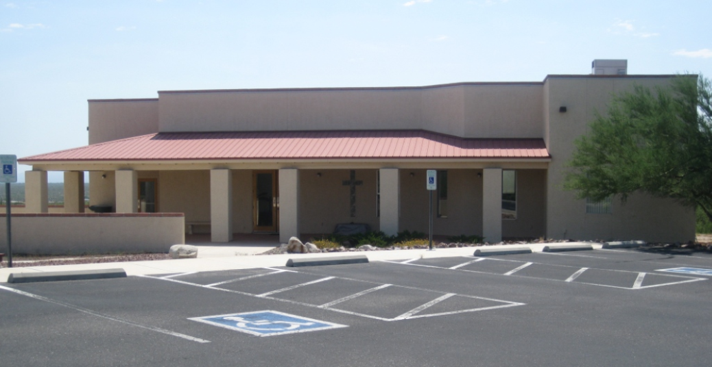 Ordination and Installation at Good Shepherd, Tucson