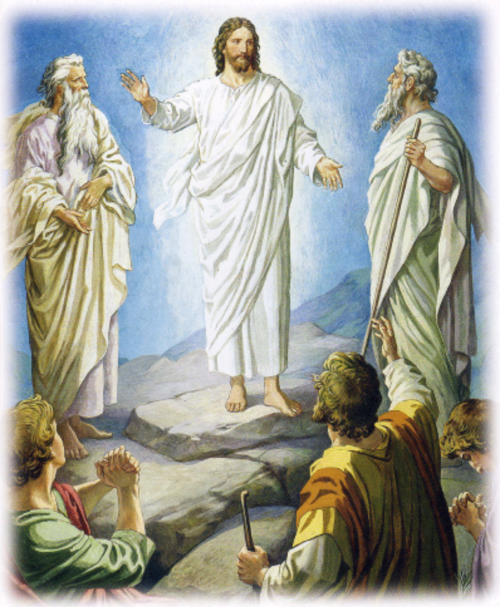 Christ's Epiphany in His Transfiguration