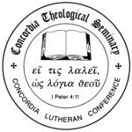 Concordia Theological Seminary Seal