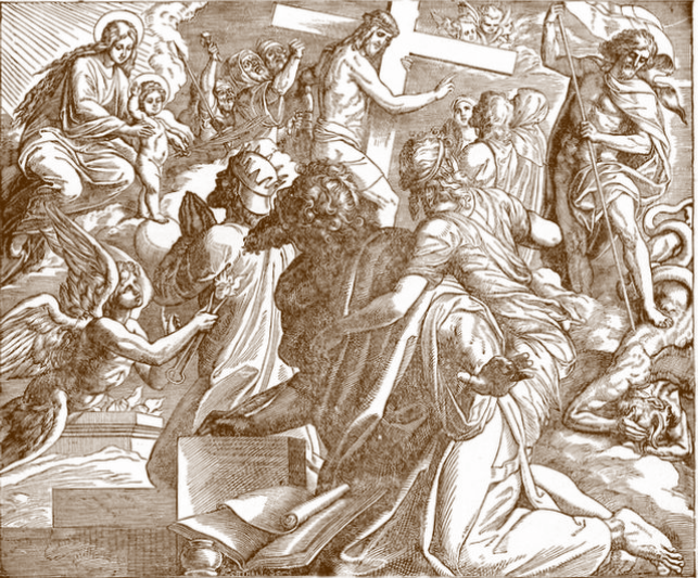 The Vicarious Atonement in Isaiah 53