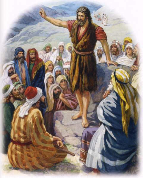 The Exemplary Advent Preaching of Christ's Forerunner