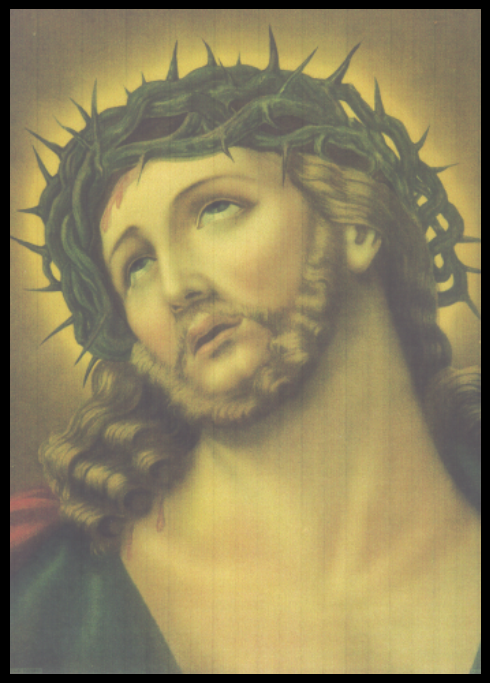 """""""Behold the Man"""" … Crucified for YOU!"""