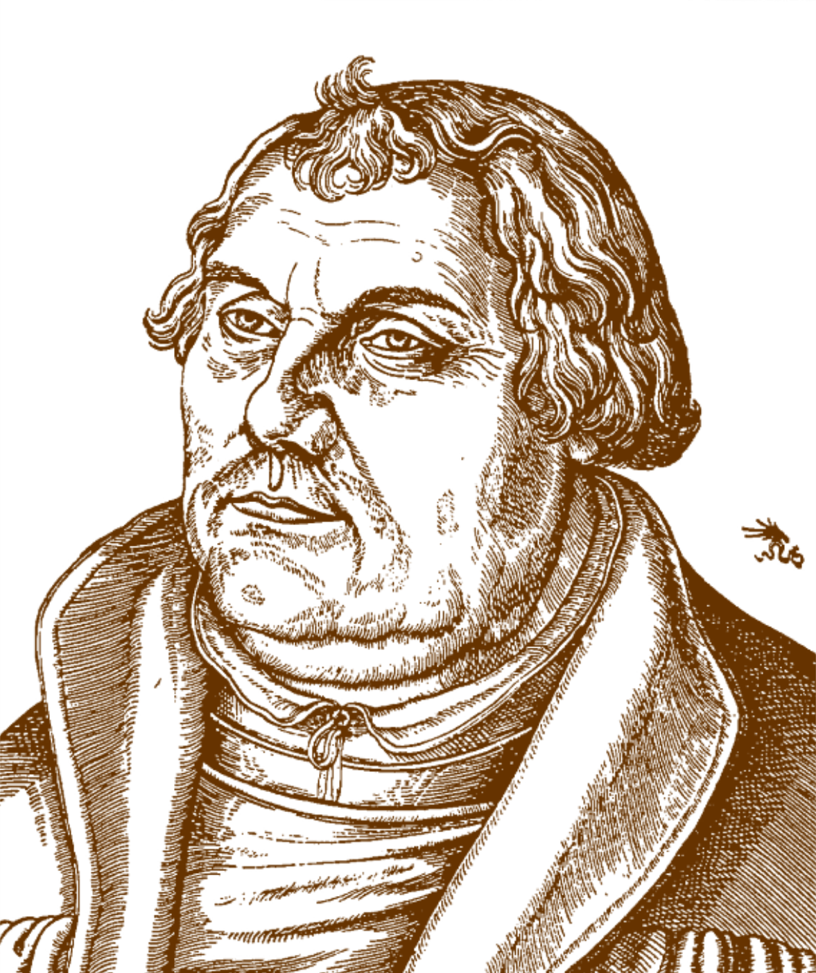 Excerpt from the Formula of Concord on Martin Luther