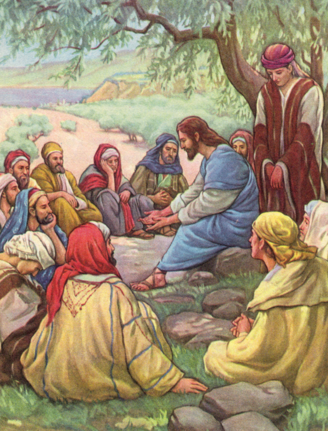 Christ's Prophetic Office Manifested in the Scripture
