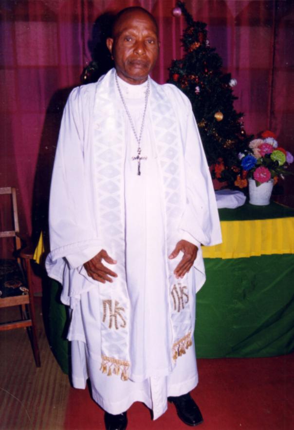 Pastor Robinson Dodo